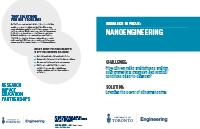 Cover of Nanoengineering Research Insert