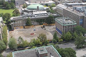 CEIE construction - August 2015
