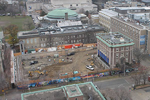 CEIE construction - December 2015