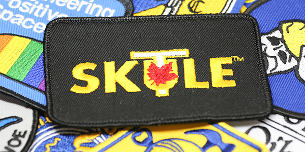 The iconic YELLOW Skule™ logo represents the engineering community at the University of Toronto. With countless clubs, teams and opportunities, Skule™ offers something for everyone!