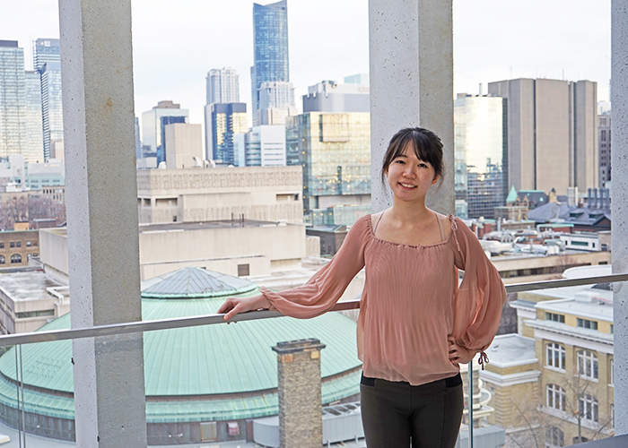 ECE graduate student Yan Fu is among nine U of T Engineering students awarded Vector Scholarships in Artificial Intelligence.