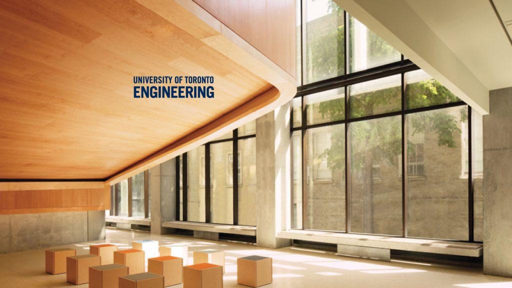 U of T Engineering – Myhal Centre Interior Background