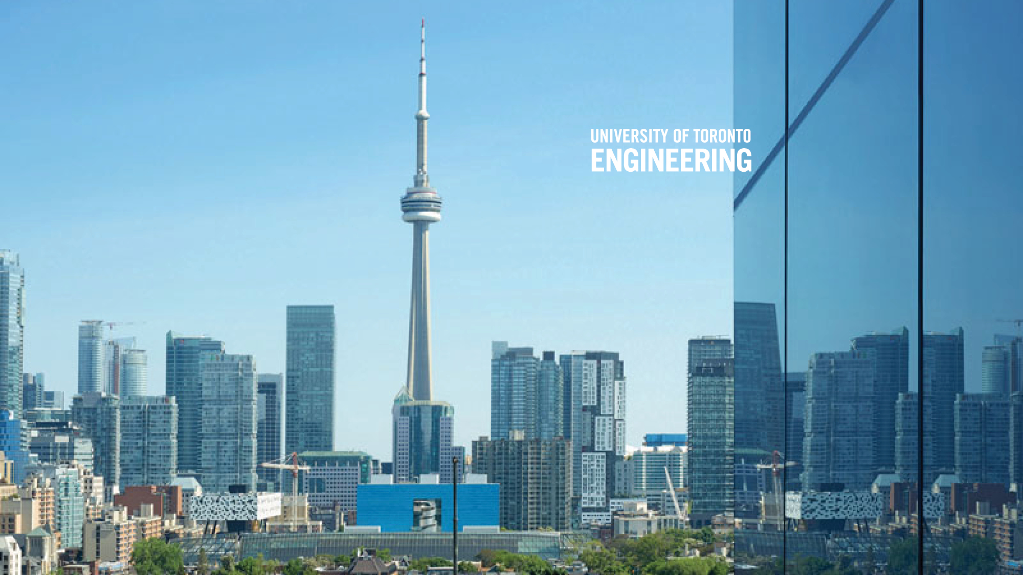 U of T Engineering – CN Tower Background