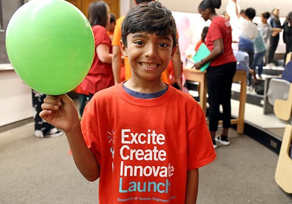 launch student